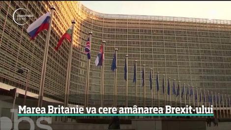 Este oficial. Brexit-ul va fi amânat cel puţin până pe 30 iunie