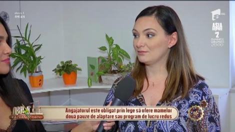 Ce drepturi au mămicile după ce se întorc din concediul maternal