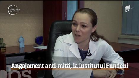 Angajament anti-mită, la  Institutul Clinic Fundeni. Cadrele medicale vor semna o declaraţie potrivit căreia nu vor mai accepta nicio atenţie