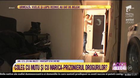 Coleg cu Adrian Mutu și Ciprian Marica, prizonierul drogurilor? Mama Magdalena: Se comportă foarte violent cu mine. Mă jigneşte