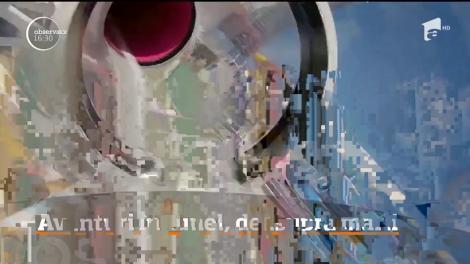 Experienţă de neuitat. Imagini cu cel mai mare tobogan acvatic de pe mare, lung de 240 de metri