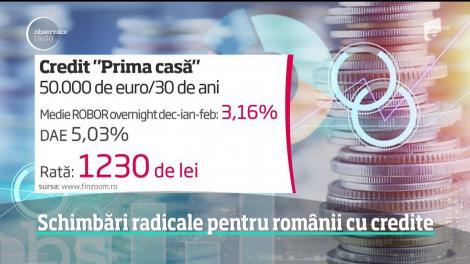 Rate mai mici pentru milioane de români. E promisiunea guvernanţilor care anunţă schimbări uriaşe ale dobânzilor