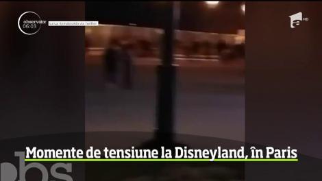 Momente de tensiune la Disneyland Paris după ce vizitatorii au auzit zgomote asemănătoare unor explozii