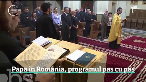 A fost stabilit programul vizitei Papei Francisc în România! Nu se va ține slujbă în aer liber