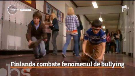 Finlandezii au creat un program care combate fenomenul de bullying în şcoli