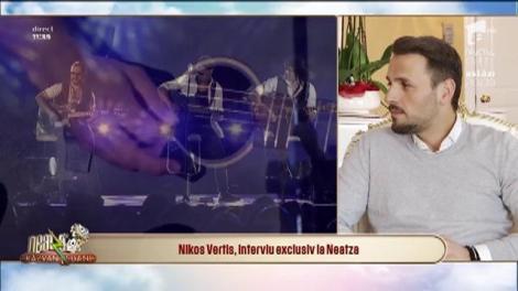 """Nikos Vertis, cel mai dorit burlac din Grecia: """"Nu este adevărat! Faptul că nu sunt căsătorit are un rol în crearea acestei imagini"""""""