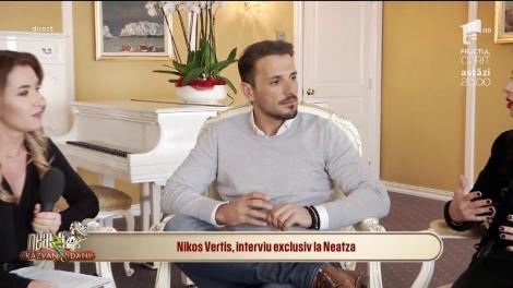 Nikos Vertis va susține trei concerte la Sala Palatului din București: Întotdeauna mă gândesc cum să fac din acest show din ce în ce mai bun, nu vreau să dezamăgesc oamenii