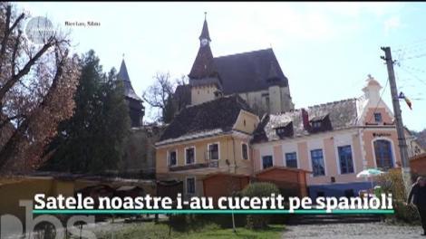 Satele din România i-au cucerit pe spanioli. Topul localităţilor care nu trebuie ratate de niciun turist