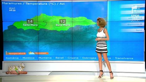 Meteorologii anunță vreme frumoasă în țară! Soarele își face apariția în toate zonele României