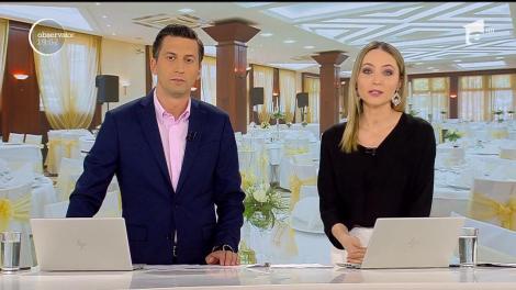 Petrecere mare în Bănie! 500 de invitaţi s-au distrat la nunta Lia Olguţa Vasilescu şi Claudiu Manda