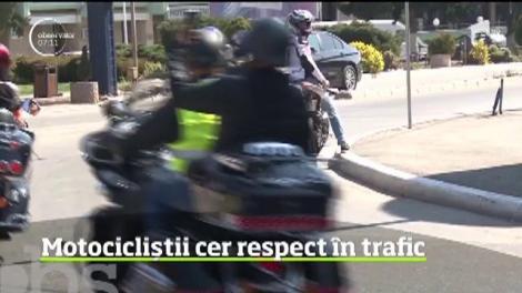 Lipsa respectului în trafic poate lua vieţi. Este mesajul care a răsunat pe străzile din Deva, dar şi pe alte şosele din judeţul Hunedoara.