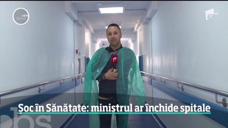 Decizie fără precedent a ministrului Sănătății! Două spitale de urgență și-ar putea pierde acreditarea! Cât vor scoate pacienții din buzunar pentru o zi de tratament