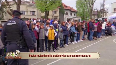 Jandarmeria Română împlinește 169 de ani