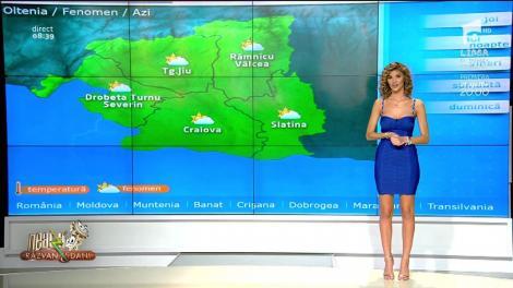 Prognoza meteo 4 aprilie 2019. Un val de aer cald loveşte România