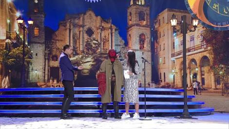 Demascarea lui Hellboy. Vedeta din spatele măștii este o artistă care a cucerit toate topurile muzicale din România