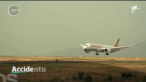 O pasăre ar fi cauzat prăbuşirea aeronavei Boeing 737 MAX în Etiopia
