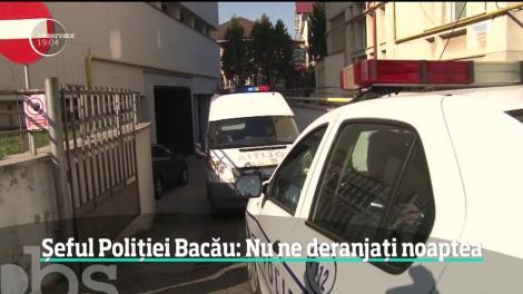Femeile agresate sunt atenţionate de un şef din Poliţia Română să nu îi deranjeze pe agenţi cu apeluri la miezul nopţii