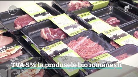 Ministrul Finanţelor este somat de şeful de partid să găsească o soluţie pentru TVA de doar 5 la sută la mâncarea bio