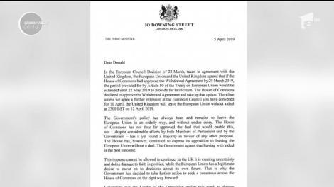 Brexit-ul ar putea fi amânat până pe 30 iunie