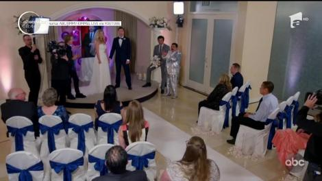 Celine Dion, invitată-surpriză la o nuntă în Las Vegas