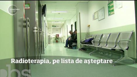 Situaţie revoltătoare în Capitală, din cele patru centre de radioterapie doar unul funcţionează permanent, la capacitate maximă!