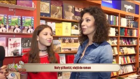 Naty Badea și-a lansat romanul Rămâi cu bine! Rămâi cu mine! Jurnalista l-a scris pe telefonul mobil: Pe alte dispozitive nu reușesc!