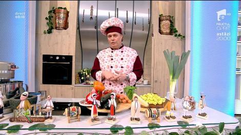 O rețetă delicioasă și sănătoasă. Supă crocantă de tortellini cu zucchini
