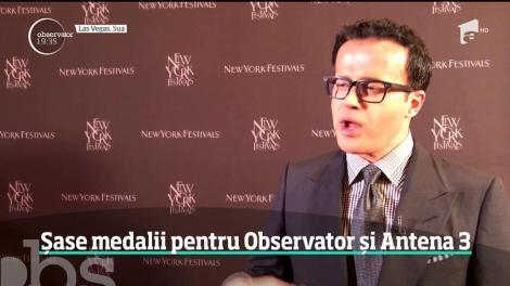 """Echipa Observator a ajuns în elita mondială a televiziunii! Reportajul """"Femei în Afganistan"""", premiat la New York Film Festivals"""