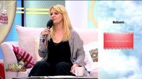 Nicola, plină de energie ca întotdeauna: Cânt doar piese vesele, pe cele triste le refuz