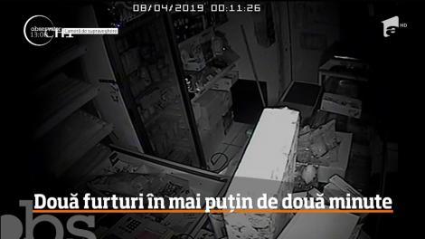 Un magazin din Galaţi a devenit ţinta preferată a hoţilor