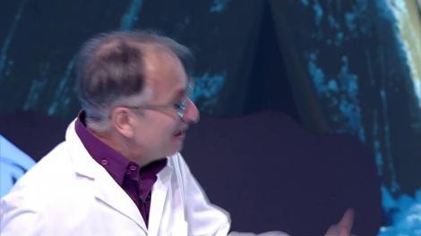 Cristian Greţcu, psihiatru pentru un Ștrumf: Ce o cămilă cu trei cocoașe?