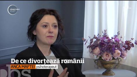 """Care este motivul pentru care divorțează cei mai mulți români. """"Este efectul mentalităţii tipic româneşti"""""""