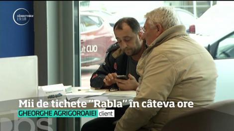 """Peste patru mii de şoferi au primit vouchere pentru o maşină nouă prin programul """"Rabla"""""""