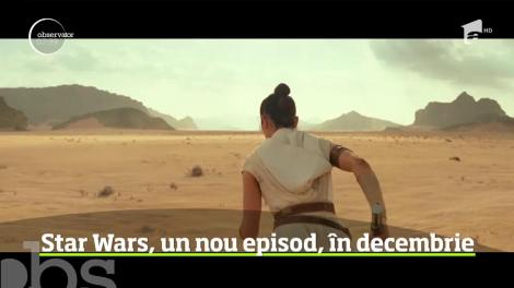 "A fost lansat noul trailer Star Wars - ""The Rise of Skywalker"""