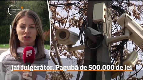 Un om de afaceri din Brăila a rămas fără 500 de mii de lei. Banii au fost luaţi de doi indivizi înarmaţi