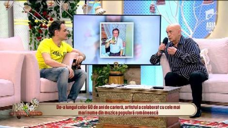 """Benone Sinulescu și-a scris povestea vieții: """"După întâlnirea cu Sadoveanu, Maria Tănase mi-a zis că o să fac carieră!"""""""