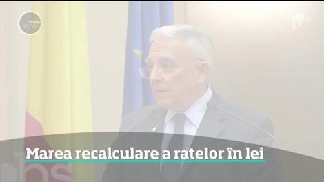 Decizii importante pentru milioane de români care au credite în lei. Indicele care va înlocui curând ROBOR s-ar putea aplica şi creditelor vechi