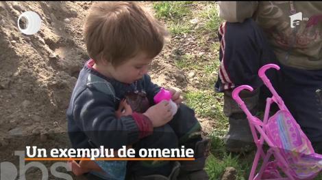 O familie cu patru copii din judeţul Hunedoara a primit un cadou nesperat de Sărbători!