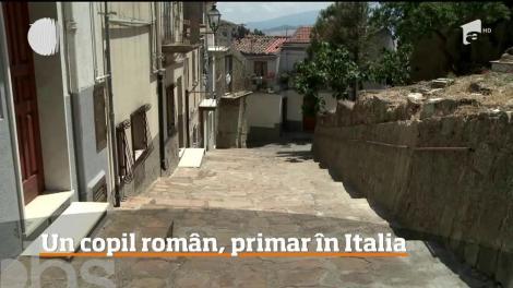 Un copil român de doar 12 ani a fost numit primar junior într-o comună din Sicilia