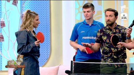 Nouă sportivi vor reprezenta România la Mondialele de Tenis de Masă pentru seniori