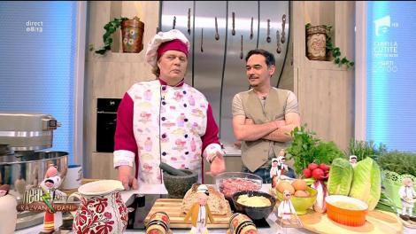 Burgeri cu surprize, un preparat special pentru masa de Paște