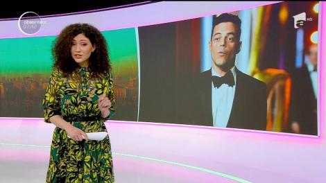 """Rami Malek va juca în noul film al francizei """"James Bond"""", alături de Daniel Craig"""
