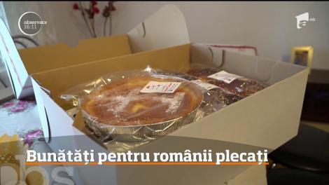 Bunătăți pentru românii plecați în toate colţurile Europei