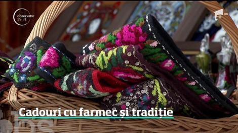 Cadouri cu farmec și tradiție la târgul de Paște din București