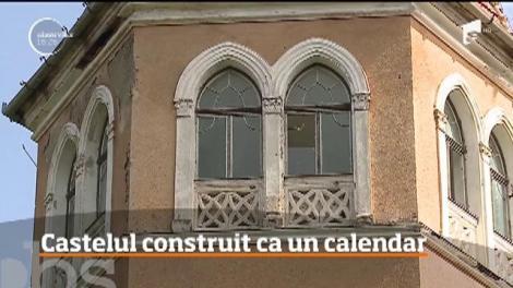 Un castel de legendă din inima Ardealului ar putea fi considerat cel mai inedit calendar din câte există