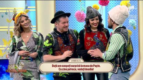 """Răzvan și Dani petrec a doua zi de Paște la ţară! """"Am decis să ne întoarcem pe vechile meleaguri"""""""