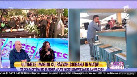 Apartamentul lui Răzvan Ciobanu a fost spart după moarte? Ce s-a mai găsit în locuința designerului