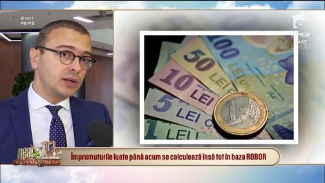 Noul indice de referinţă pentru creditele în lei, IRCC: 2,36% Cu cât scad ratele românilor