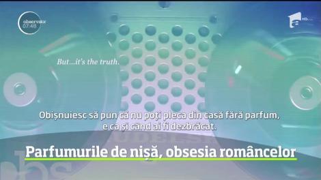 Parfumurile de nișă, obsesia româncelor
