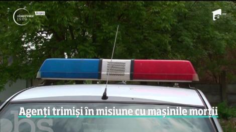 O agentă din Pascani aduce acuzaţii grave şi vorbeşte despre cum şefii din sistem pun vieţile poliţiştilor în pericol